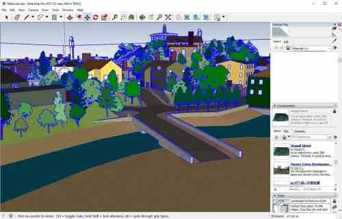sketchup pro 2021 crack free download full version (x64 & x86)