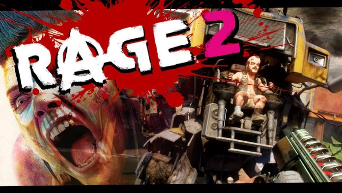 Rage 2 Game as a service