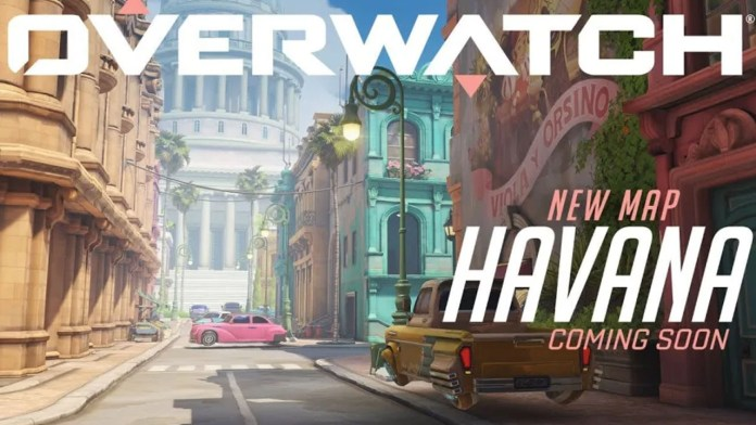 overwatch havana map