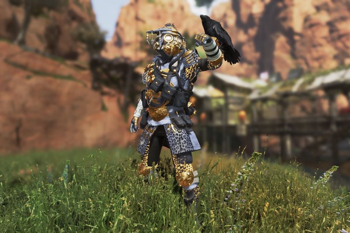 Apex Legends: New Patch and Skin of the Legendary Hunt for Octane and Bangalore