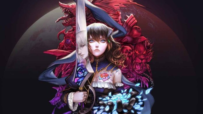 Bloodstained Ritual of the Night Let's See the Game in Action on Nintendo Switch
