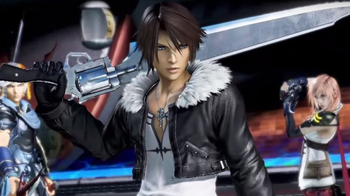 Final Fantasy VIII Remastered: First Details and Comparative Screenshots