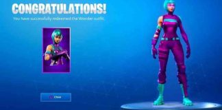 Fortnite: The Honor 20 and 20 Pro Wonder Skin on the Black Market, What's Going On?