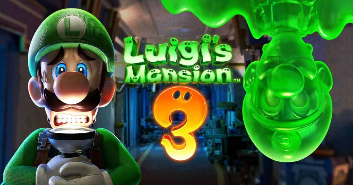 Luigi's Mansion 3 Torre Del Caos Multiplayer Mode Is Shown on Video!