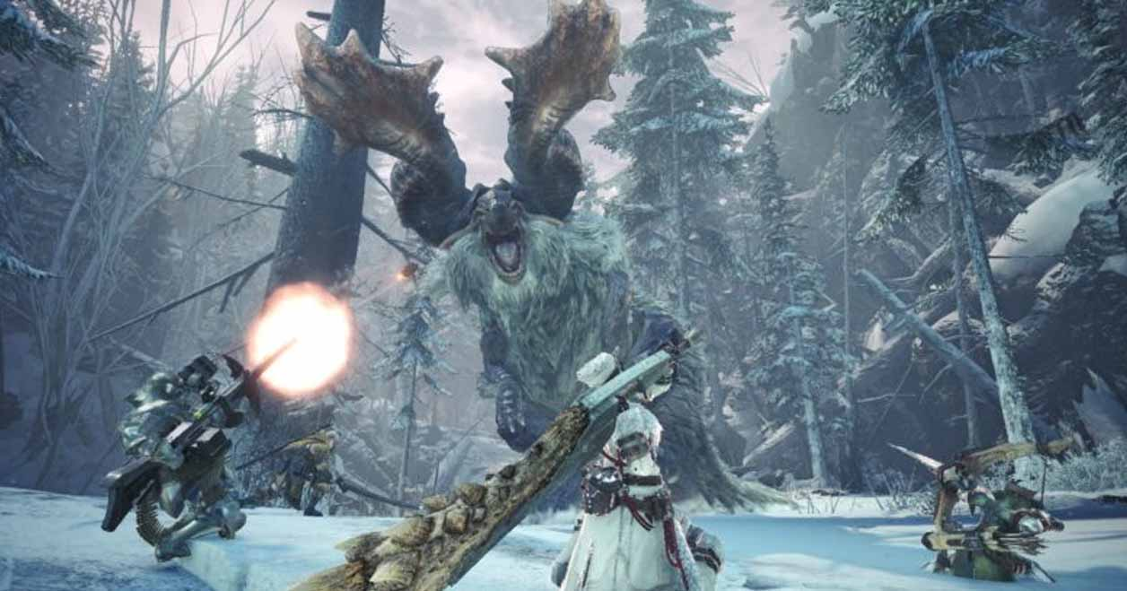 Iceborne coming to PC on 9 January 2020