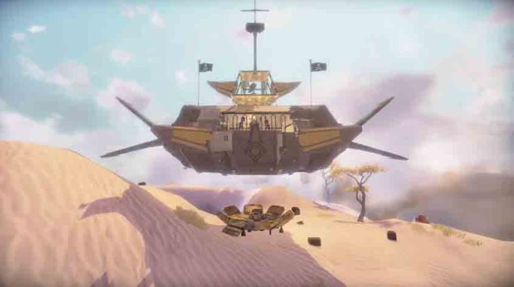 Worlds Adrift Closes Its Doors: The Review Bombing Starts on Steam