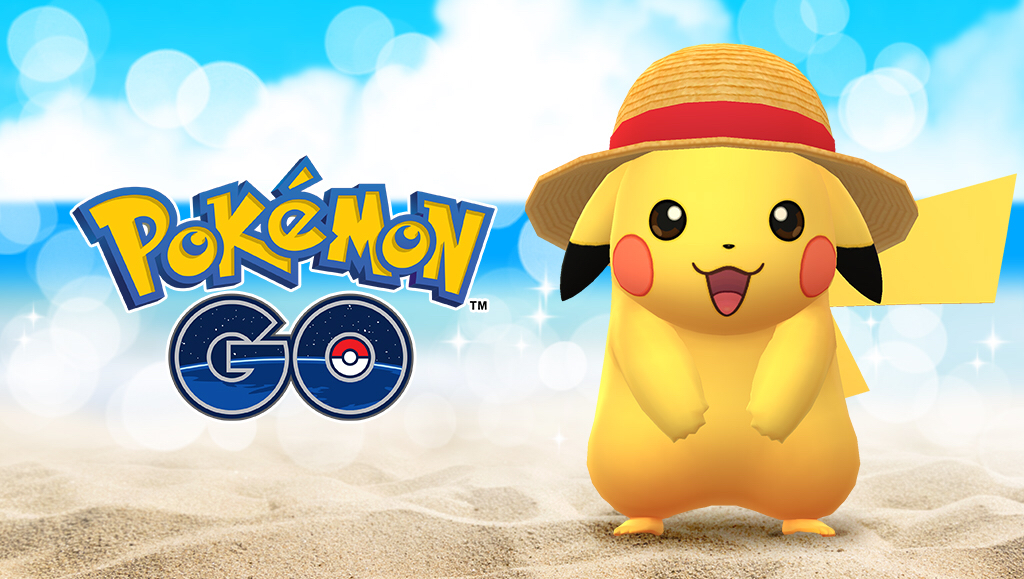 Announced a Collaboration Between Pokemon Go and One Piece!