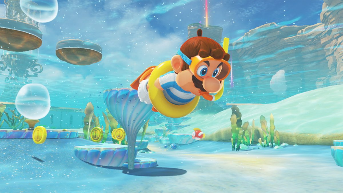 Super Mario Odyssey 2 Million Copies Sold In Japan