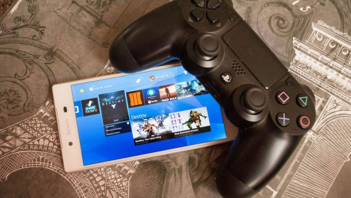 PS4: Remote Play