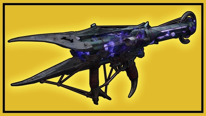 destiny 2 exotic rocket launcher