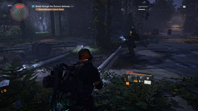secret boss from The Division 2