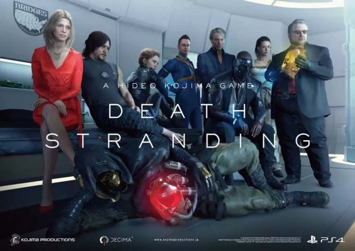 Death Stranding, Mads Mikkelsen locates the approach to Brexit