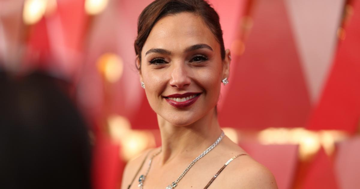 Gal Gadot discusses that controversial 'Imagine' video