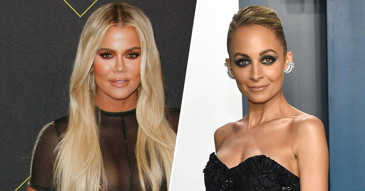 Khloe Kardashian considers being Nicole Richie's personal assistant