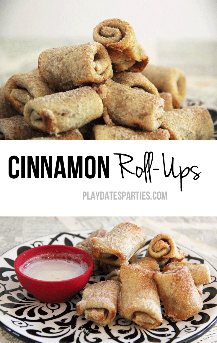 {Inspiration in Action} Cinnamon Roll Ups