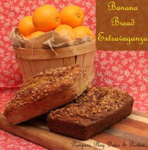 {Recipes} Two Fantastic Banana Breads