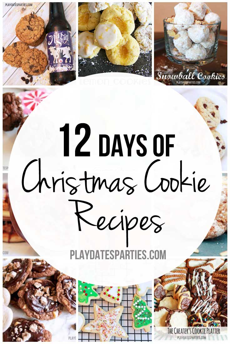 Impress your guests this holiday season with 17 Christmas cookie recipes for all skill levels. There's even a recipe for when you don't have time to bake!