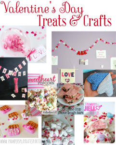Valentine's Day Recipes & Crafts to Try