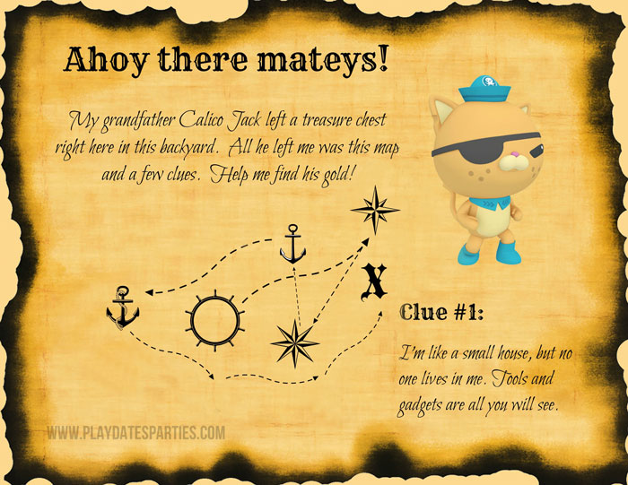 Step-by-step guide to planning a successful treasure hunt