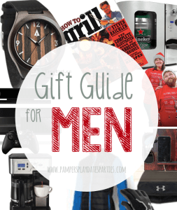 {Gifting} Ideas for Men