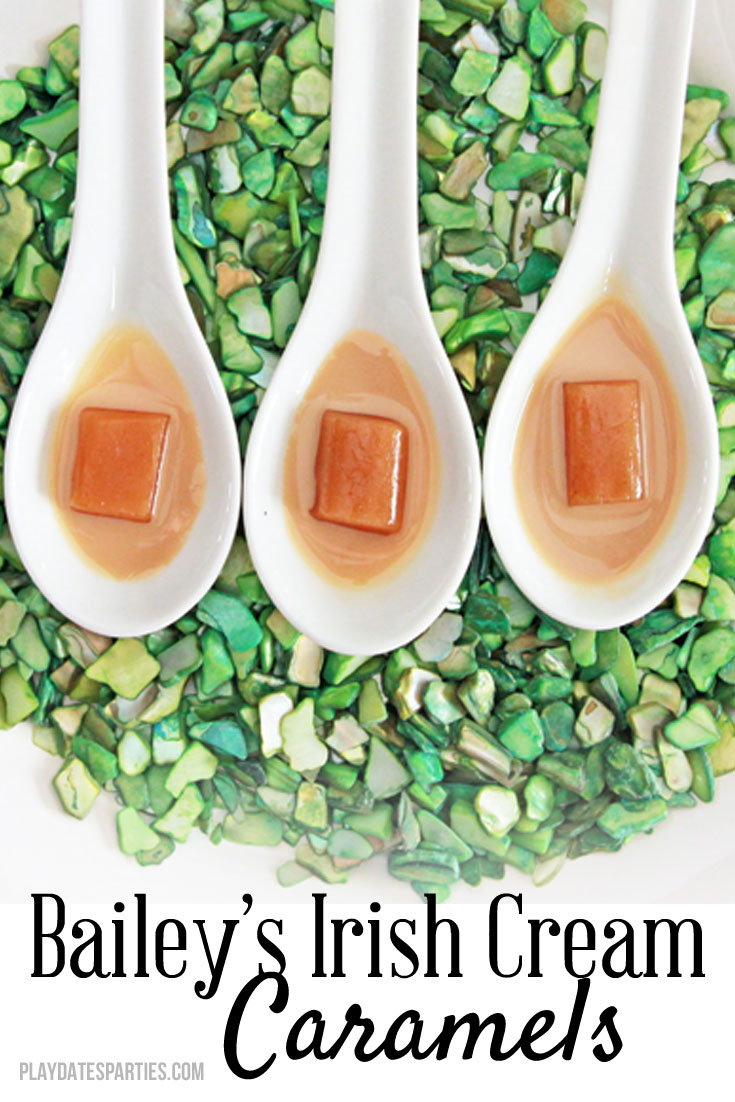 Bailey's Irish Cream Caramels Recipe
