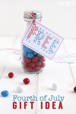 30 Handmade Days - Gift Tag