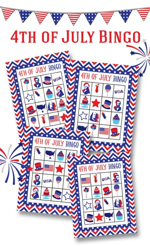 Lil Luna - Bingo Cards