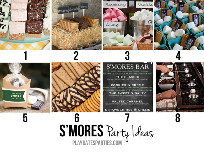 Smores-Party-Ideas