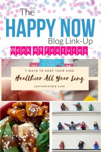 The Happy Now Blog Link Up #49
