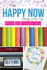 The Happy Now Blog Link Up #53