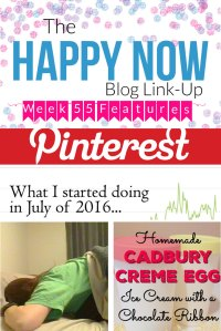 The Happy Now Blog Link-Up #55