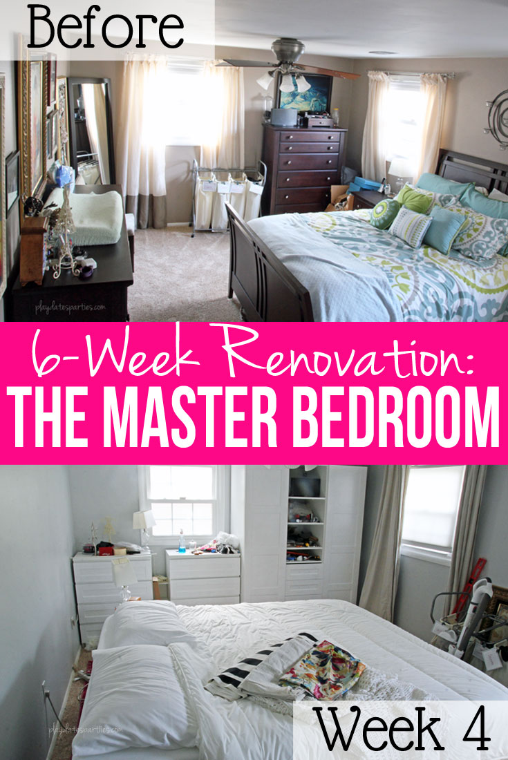 6-Week Master Bedroom Renovation: Now is the Time to Get Moving