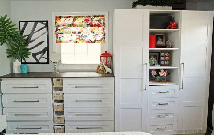 Colorful And Modern Boho Master Bedroom Reveal 6 Week
