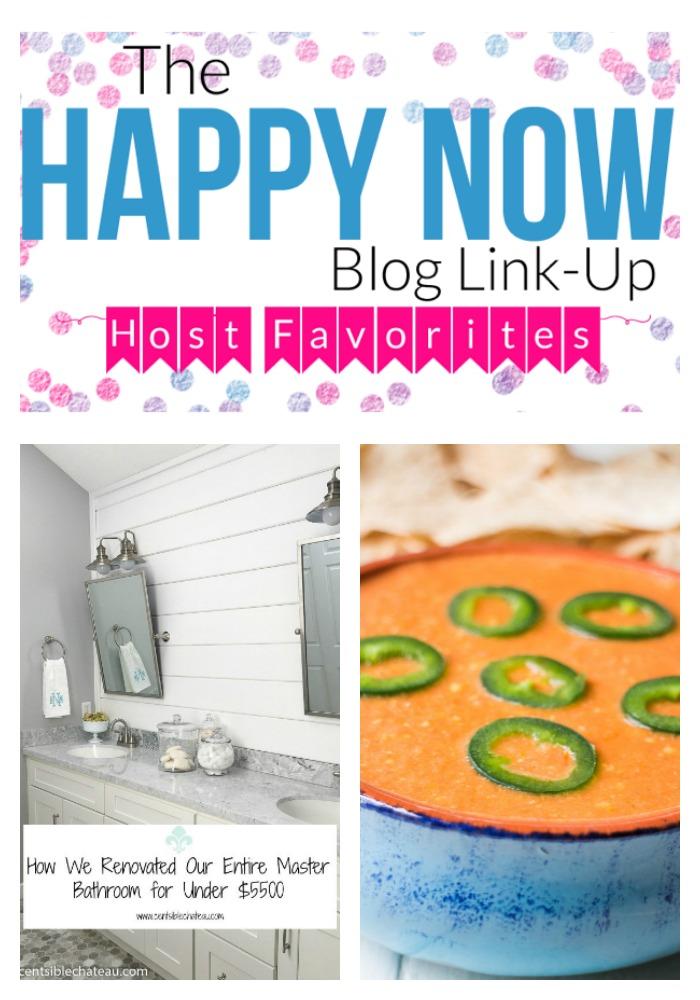 Happy Now Week #68 Host Favorites!