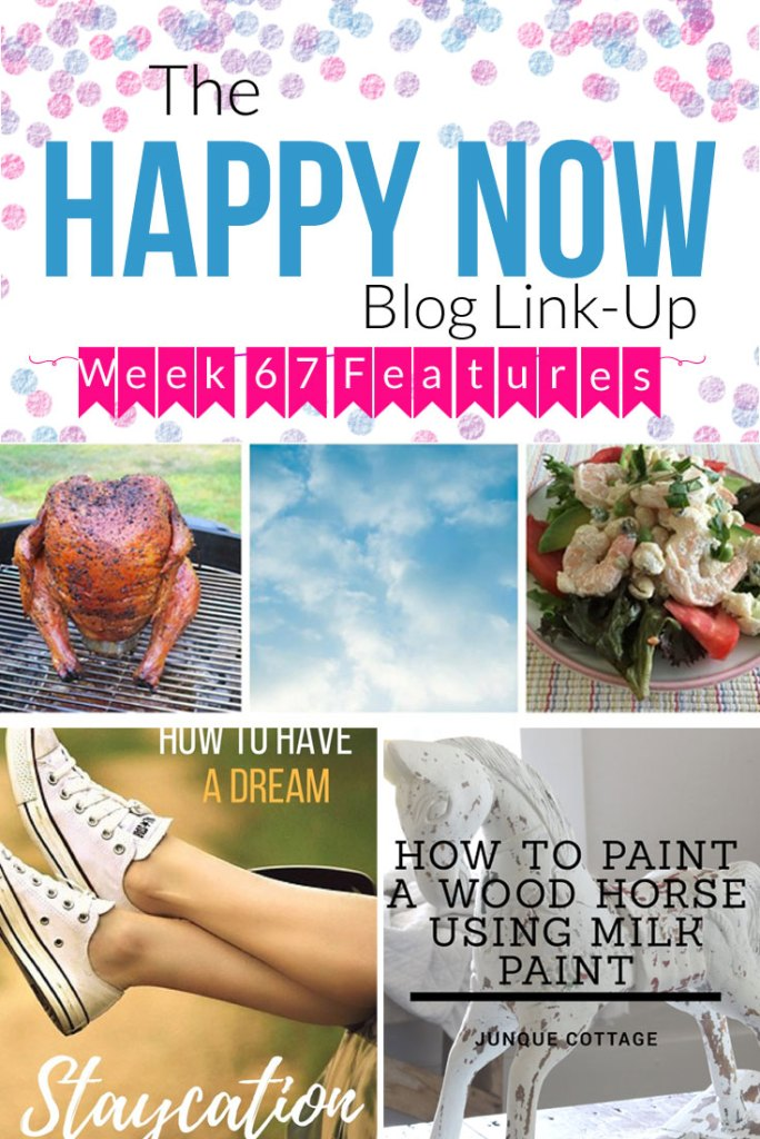 The Happy Now Blog Link Up #67