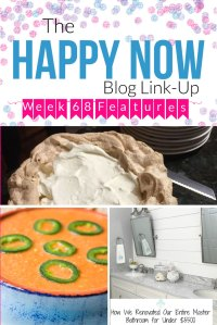 The Happy Now Blog Link Up #68