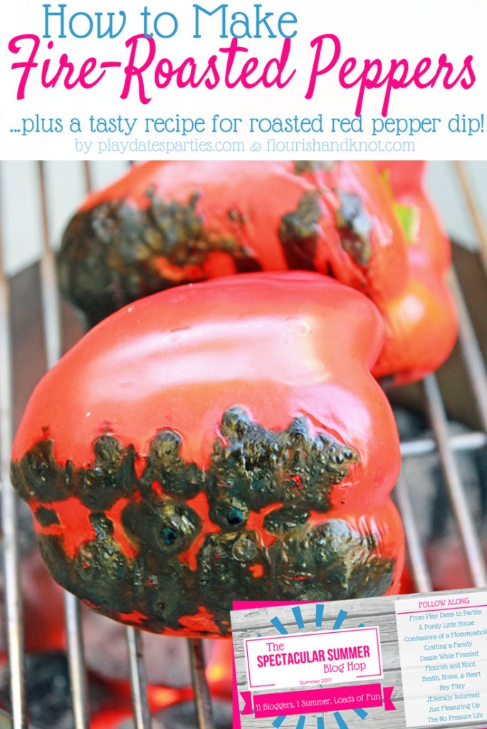 How to Make Fire-Roasted Peppers at Home