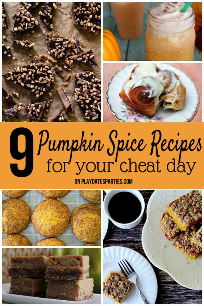 Let's face it, sometimes we just want to satisfy our cravings with something indulgent. These 9 pumpkin spice recipes fit the bill perfectly without being too time consuming.