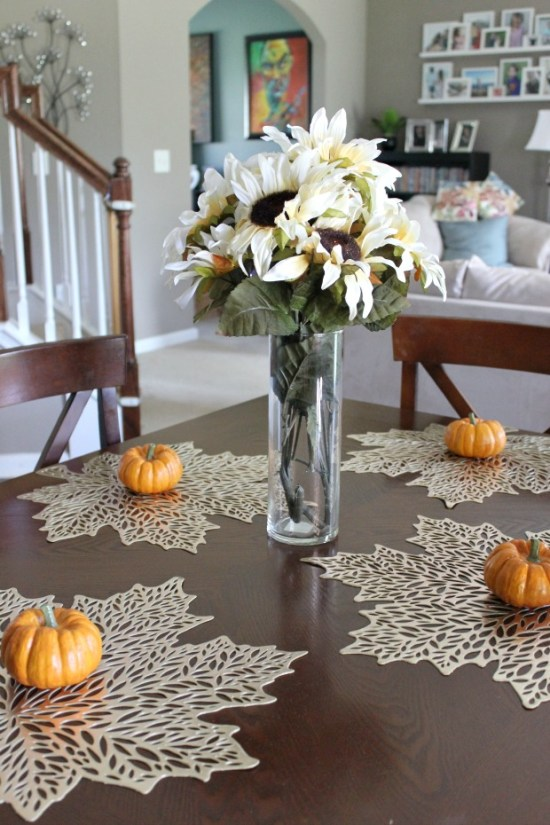 Fall Home Tour 2017 from Lindsay's Sweet World.
