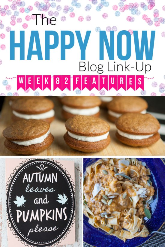 The Happy Now Blog Link Up #82