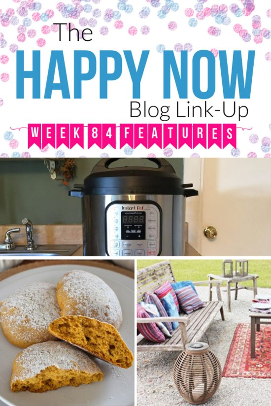 The Happy Now Blog Link Up #84