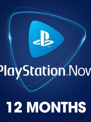 PlayStation Now de 12 meses - Estados Unidos - Código Digital