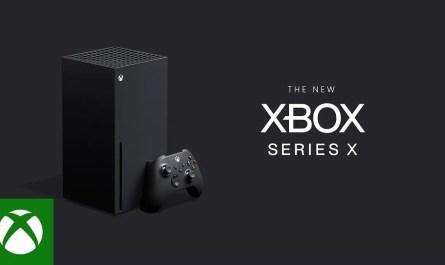 Conoce al potente sucesor del Xbox One: Xbox Series X