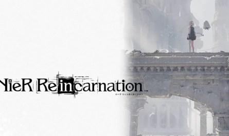 Mira el primer gameplay de NieR Re[in]carnation