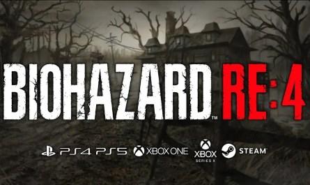 Capcom ya está trabajando en el remake de Resident Evil 4