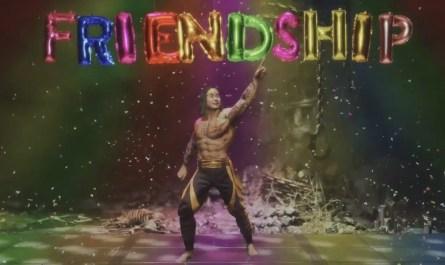 Trailer de Mortal Kombat 11: Aftermath muestra los Friendships