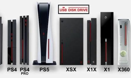 Esta es la razón por la cual la PS5 es tan grande
