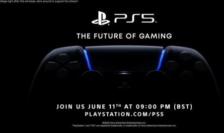 Se filtra la nueva fecha del evento de PS5: será este 11 de junio