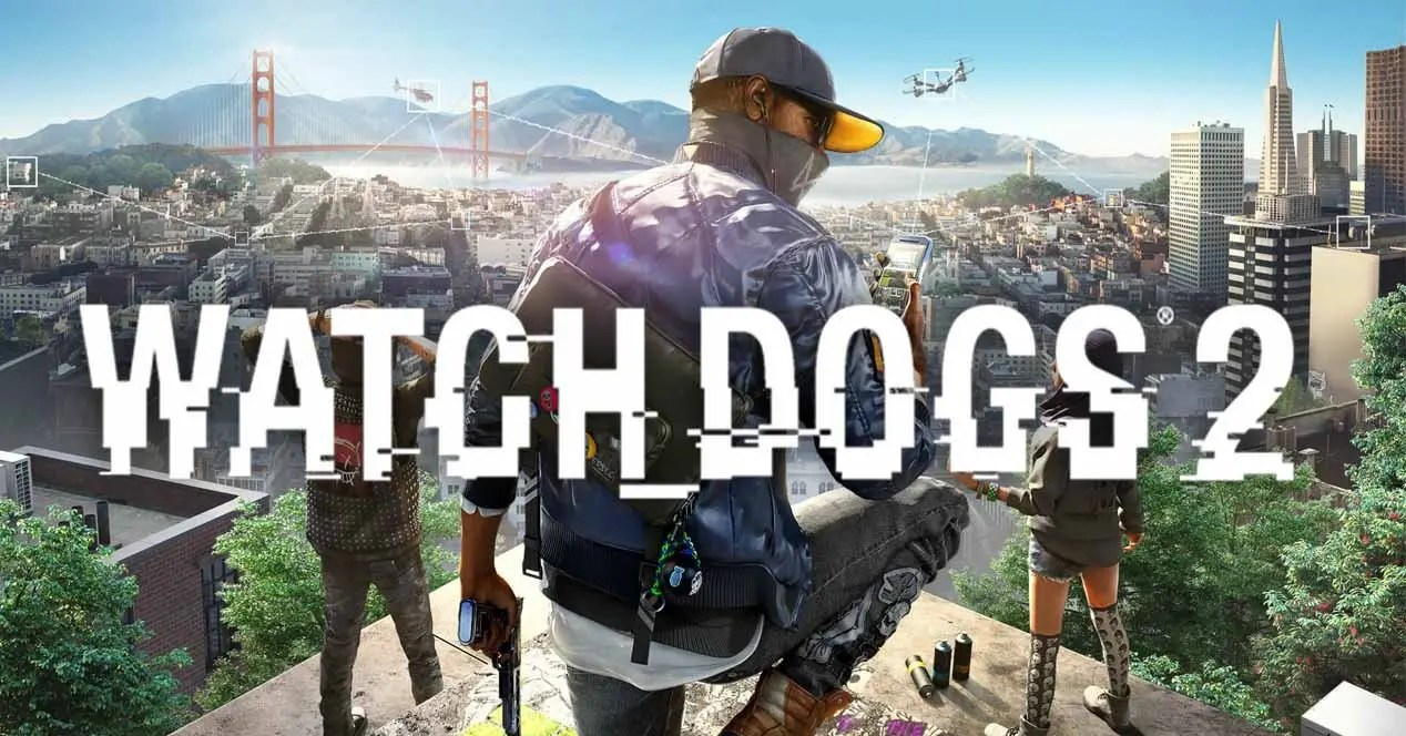 Mira Ubisoft Forward y consigue Watch Dogs 2 gratis