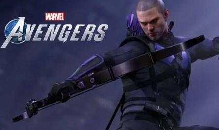 Hawkeye llegará a Marvel's Avengers en una actualización posterior al lanzamiento